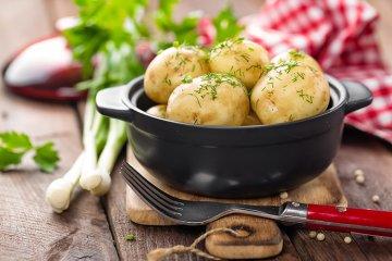 Wie kocht man Kartoffeln?