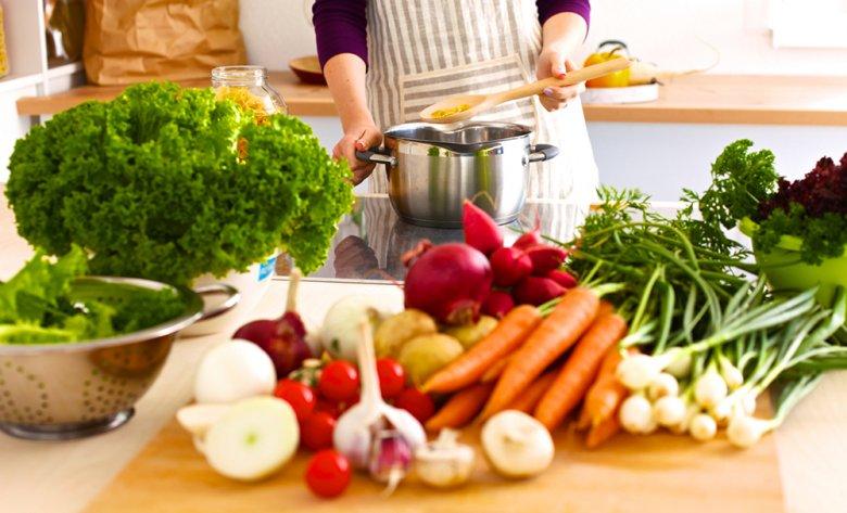 Ein großer Vorteil im Selberkochen besteht darin, dass man weiß welche Zutaten verwendet werden.