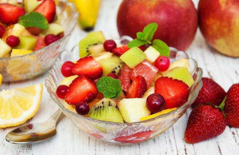 Obst ist ein wichtiger Bestandteil einer gesunden und ausgewogenen Ernährung.