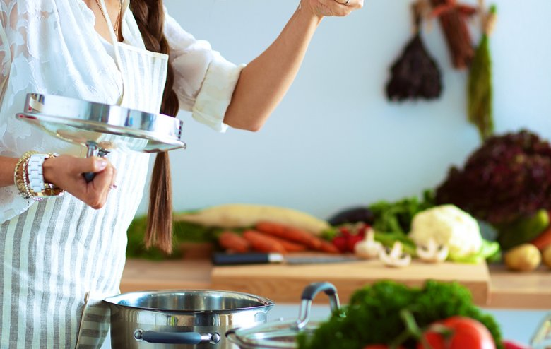 Werden einige Tipps befolgt, so ist es gar nicht mehr so schwer fettarm zu kochen.