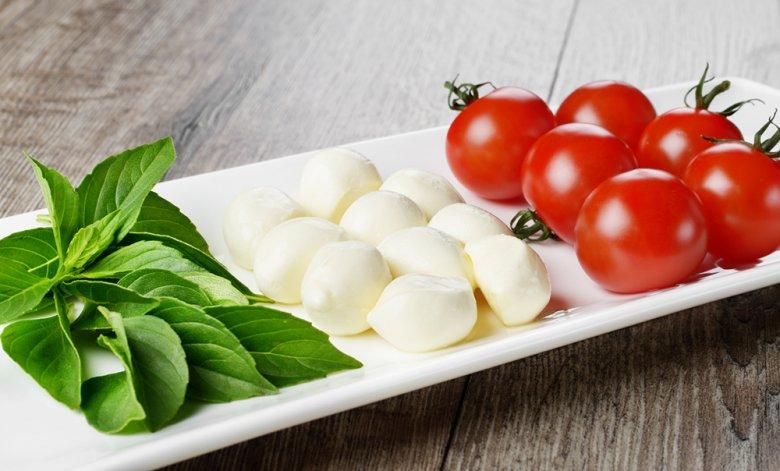 Erstklassige Zutaten haben in der Italienischen Küche oberste Priorität.