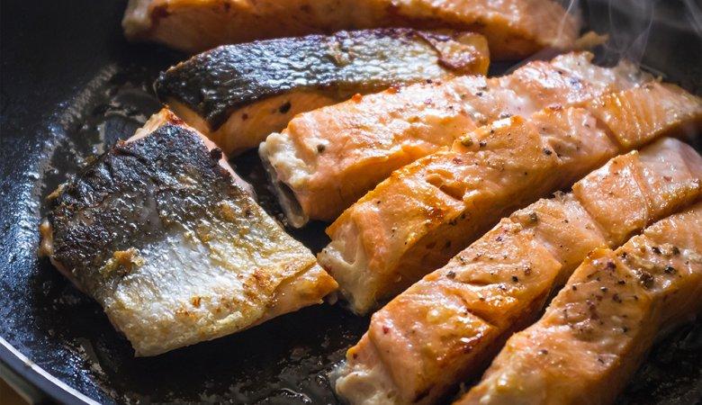 Den Fisch zu braten gilt als beliebteste Zubereitungsmethode.