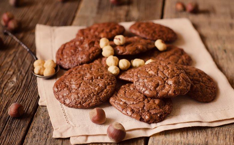 Schokocookies sind einfach zubereitet und schmecken himmlisch gut.