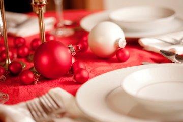 Mit famoser Tischdeko zum Weihnachtszauber
