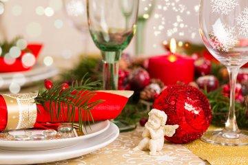 Menü Knigge für den Weihnachtsschmaus