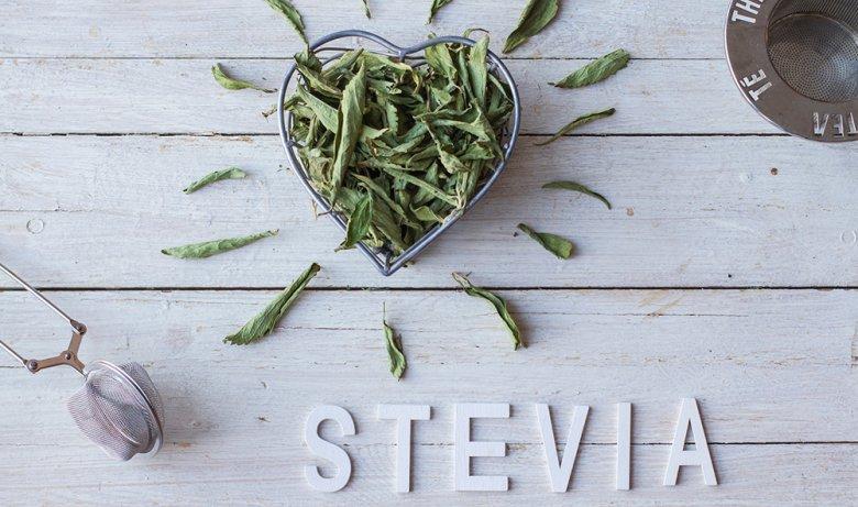 Stevia wirkt sogar positiv auf Blutzucker und Blutdruck und ist für Diabetiker geeignet.