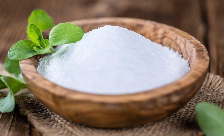 Steviosid-Pulver eignet sich hervorragend zum Kochen und Backen.