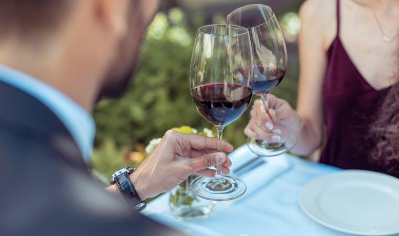 Weinkenner werden mit einem ganz besonderen Genuss belohnt.