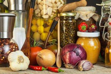 Die Vorratshaltung - das wichtigste beim Kochen!
