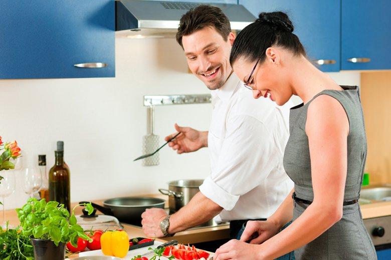 Beim Kochen sind der Kreativität keine Grenzen gesetzt - erlaubt ist, was schmeckt.