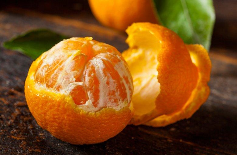Mandarinen sind in Wintersalaten oder zum Backen von Muffins und Obstböden geeignet.