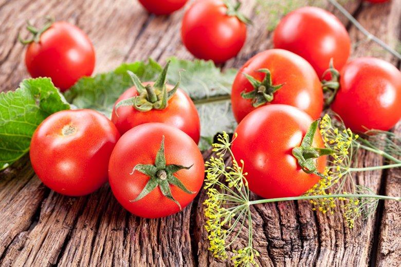 Jeder Deutsche verzehrt im Schnitt 26 Kilogramm Tomaten pro Jahr - mehr als jedes andere Gemüse.
