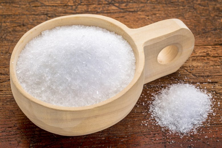 Salz wurde früher auch als das weiße Gold bezeichnet.