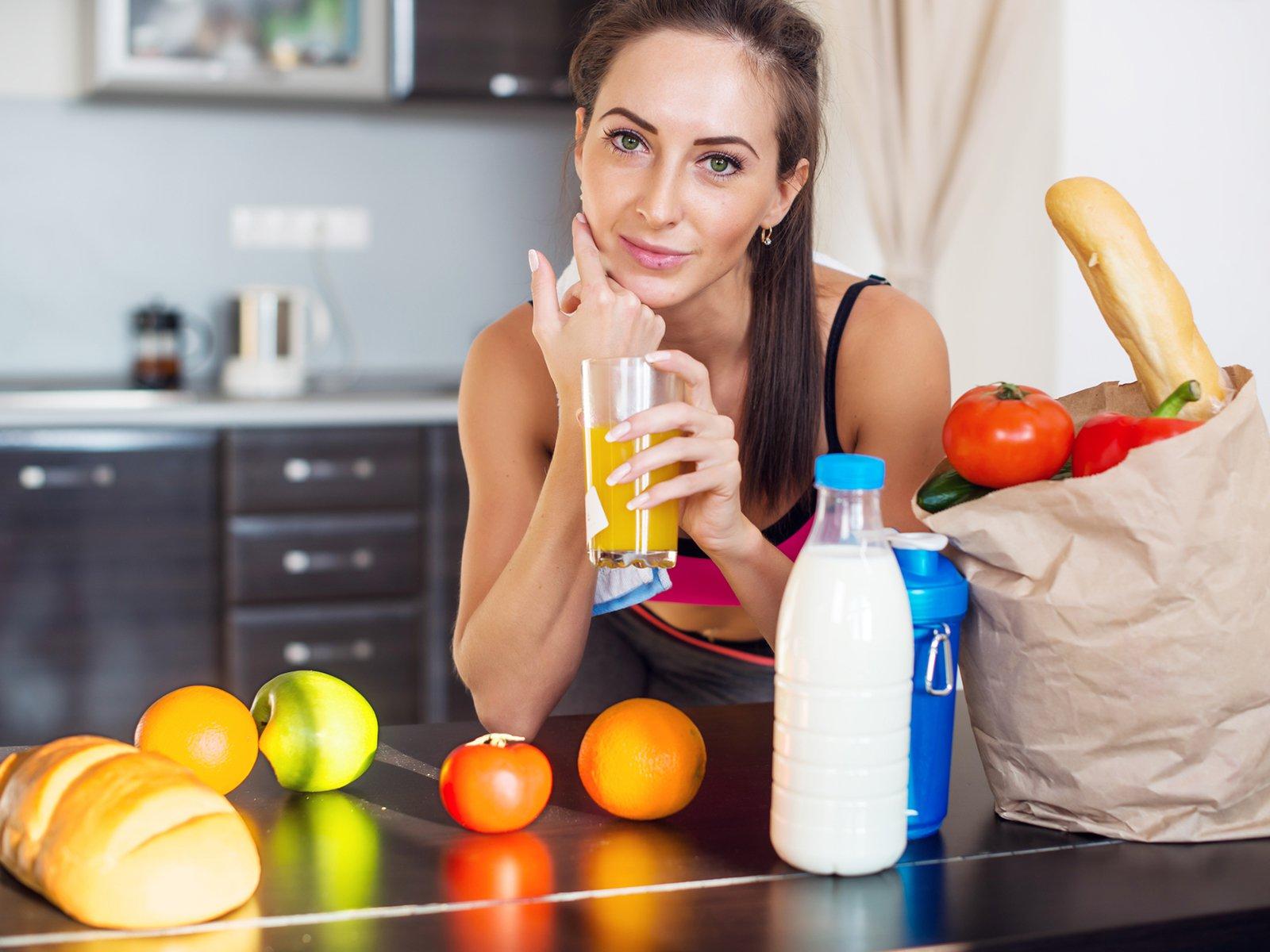 Kürbis-Diät, um Gewicht zu verlieren
