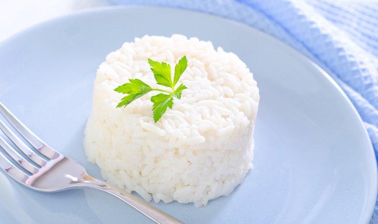 Wie der Name schon verrät, wird bei der Reisdiät vorwiegend Reis verzehrt.