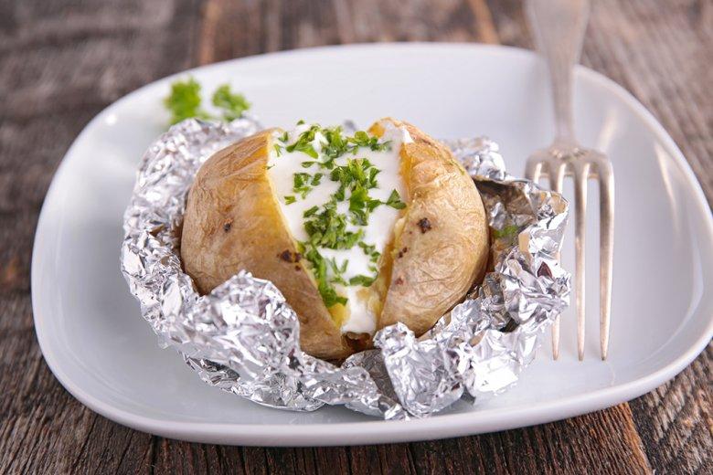 Alle möglichen Variationen von Kartoffelgerichten sind währen der Diät erlaubt.