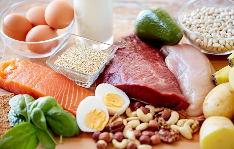 Wie der Name schon verrät, stehen bei der Eiweiß Diät eiweißreiche Lebensmittel im Vordergrund.