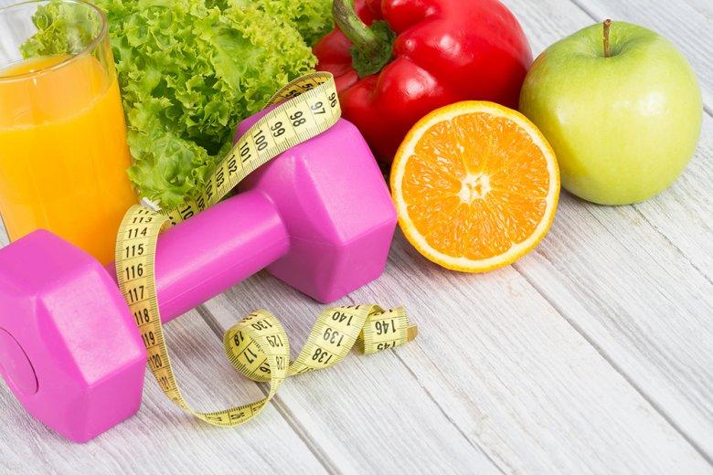 Die Basis der Logi Diät bilden Obst, Gemüse und Salate.