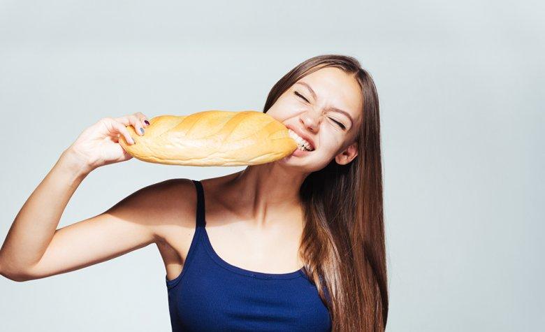 Weißmehlprodukte, Süßigkeiten sowie Kartoffeln gilt es bei der Logi Diät zu meiden.