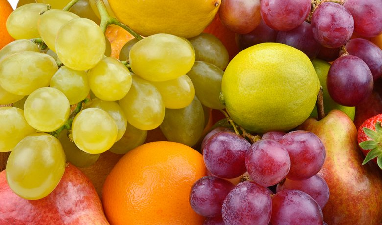 In der ersten Woche der Hollywood Diät ernährt man sich hauptsächlich von frischem Obst.