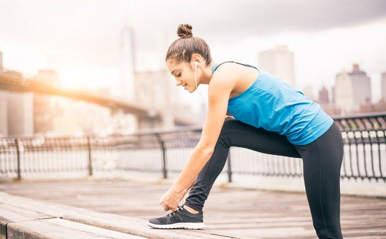 Sport nimmt bei der Mayo-Diät einen wichtigen Stellenwert ein.