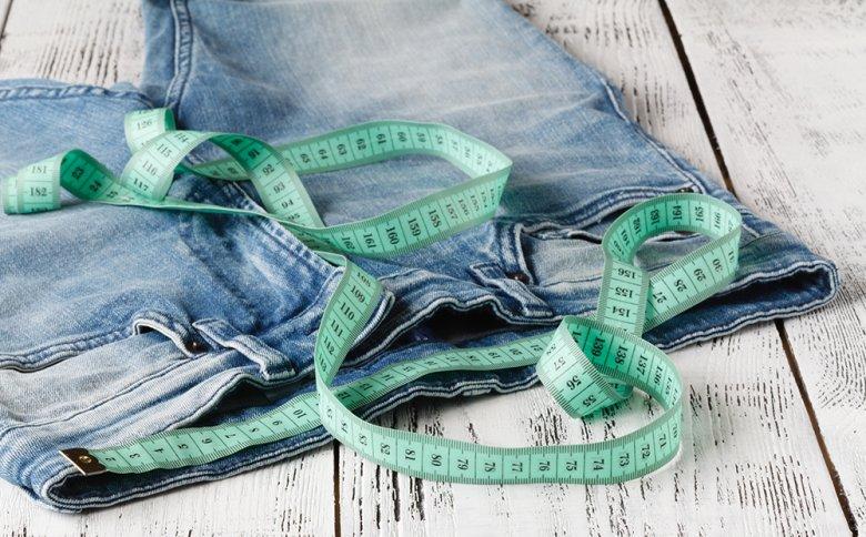 Klare Ziele und ein eiserner Wille sind für einen Diäterfolg wichtig.