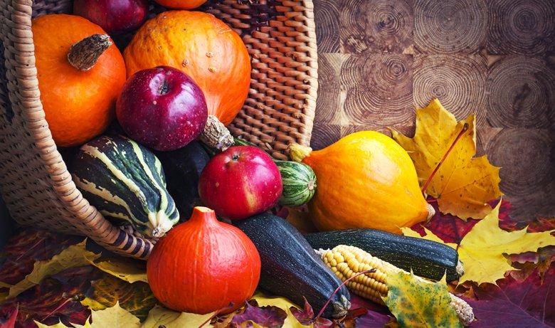 Der Herbst verwöhnt uns mit zahlreichen Köstlichkeiten.