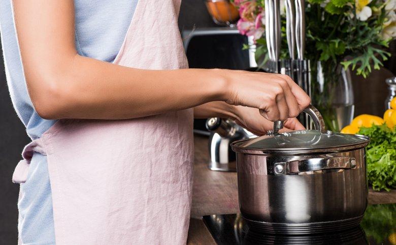 Eine beliebte Garmethode von Lebensmitteln ist das Sieden, dabei wird direkt am Siedepunkt gegart.