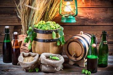 Wie funktioniert der Bier-Brauprozess