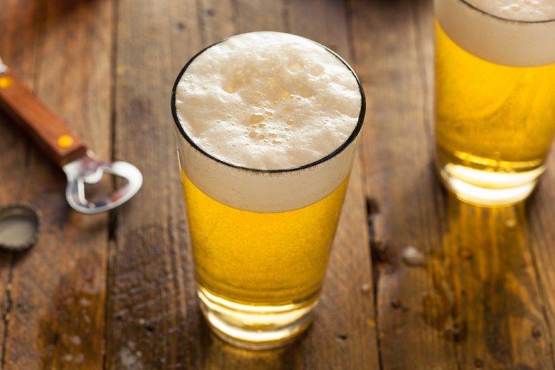 Das untergärige Lagerbier (=Exportbier) ist neben Pils und Weißbier der beliebteste deutsche Bierstil.