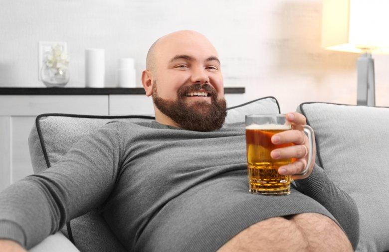 Auch beim Bier gilt - die Menge macht das Gift.
