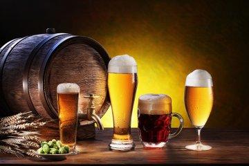 Welches Glas zu welchem Bier?
