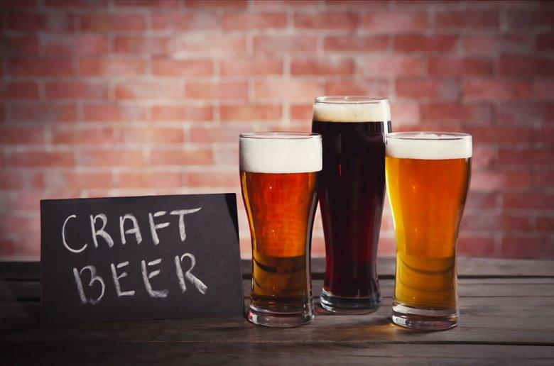 Vor allem die Vielfalt an Craft-Bieren ist in Deutschland gestiegen - aber auch bei diesen das deutsche Reinheitsgebot eingehalten.