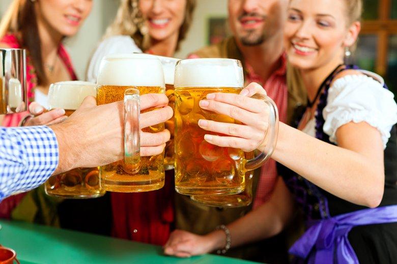 Deutschland gehört nicht nur beim Konsum von Bier zur Weltspitze, sondern auch beim Brauen des edlen Hopfengetränks.