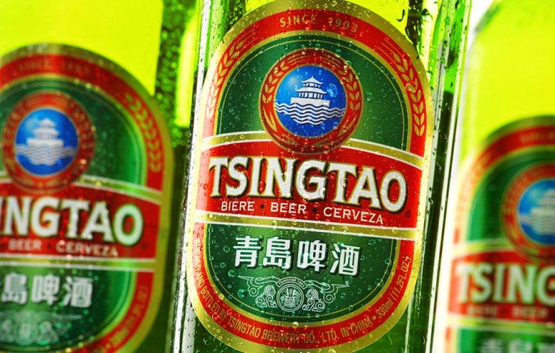 Tsingtao ist ein bekanntes Bier aus China, mit einem spritz-frischen Geschmack.