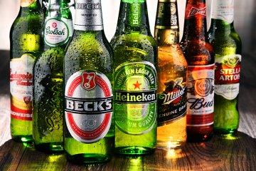 Die größten Bier-Brauereien weltweit