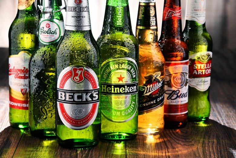 Immer mehr Brauereien schließen sich zu großen, internationalen Konzernen zusammen oder werden aufgekauft.