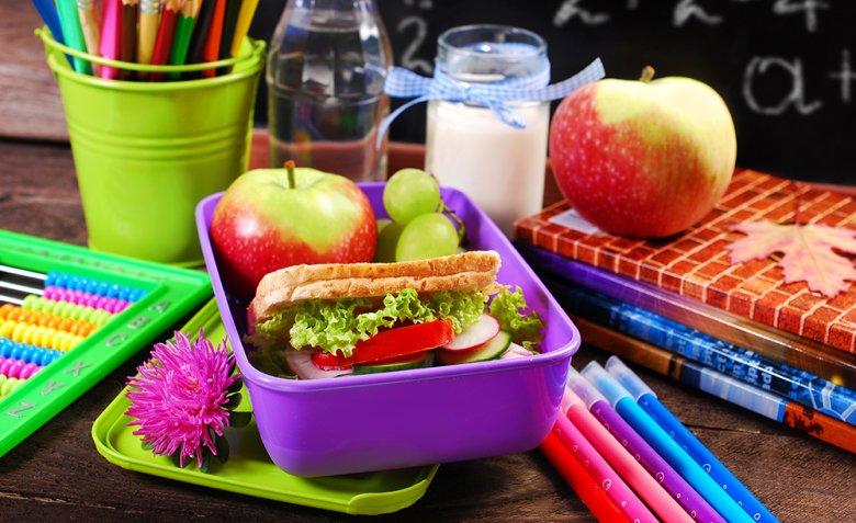 Auch für Kinder ist eine gesunde Ernährung wichtig, auch die Schuljause sollte gesund sein.