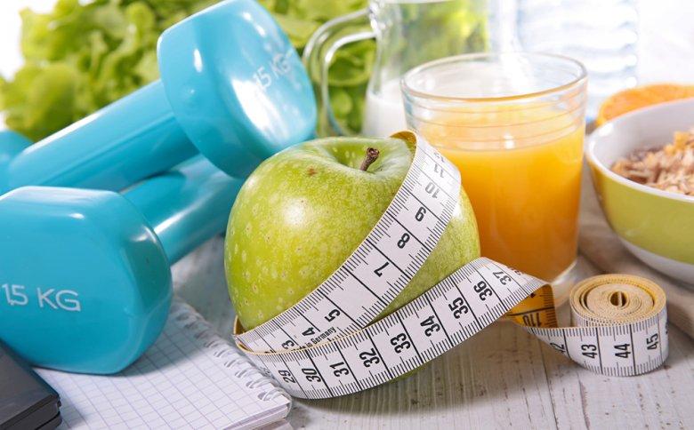 Eine gesunde Ernährung kombiniert mit Bewegung ist das beste Rezept für eine erfolgreiche Diät.