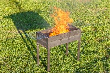 Maßnahmen bei Verbrennungen