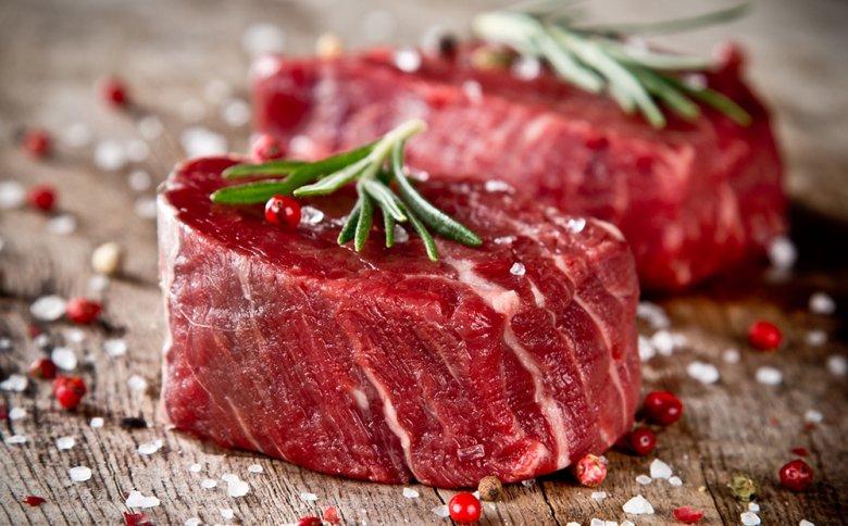 Steaks werden am besten frisch beim Metzger gekauft.