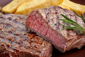 Fleischgarzeiten beim Grillen