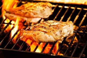 Barbecue vs. Grillen