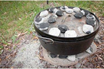 Dutch Oven Grillen