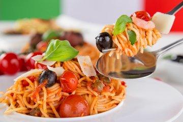 Pasta - das italienische Nationalgericht