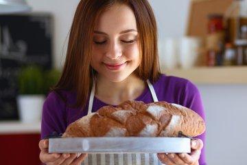Brot aus dem Dampfbackofen