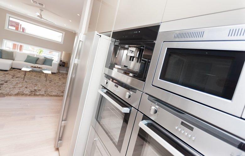 Ein Dampfgarer in der Küche hilft nicht nur Zeit zu sparen, sondern auch Energie.