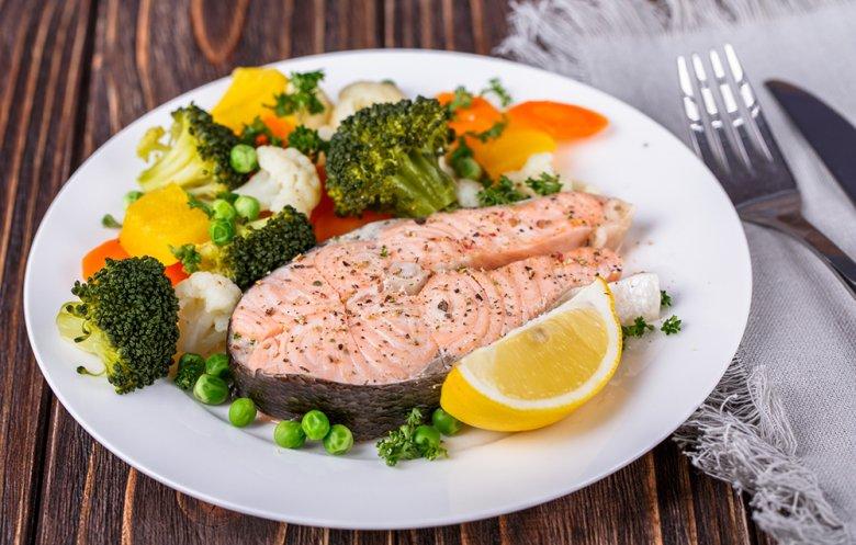 Bei vielen Dampfgarern kann bereits eine Voreinstellung für Fischgerichte gemacht werden.