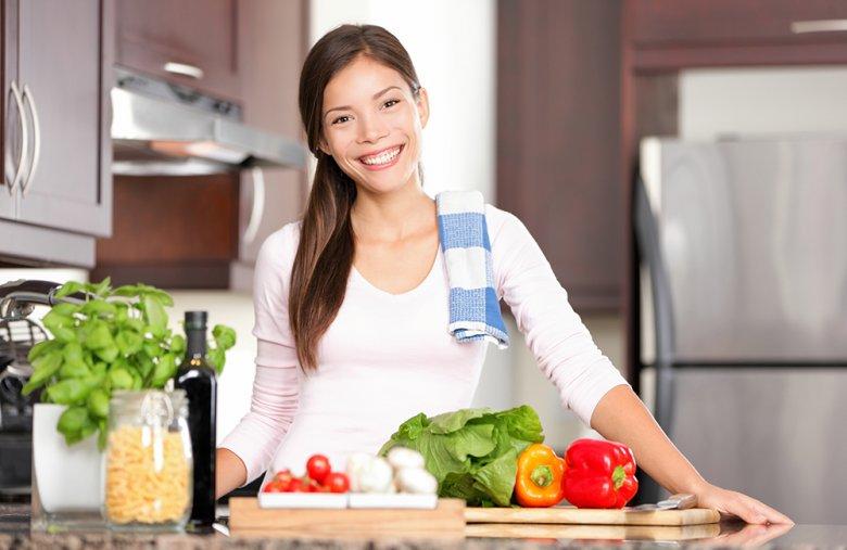 Gemüse ist einfach und schnell im Dampfgarer zubereitet.