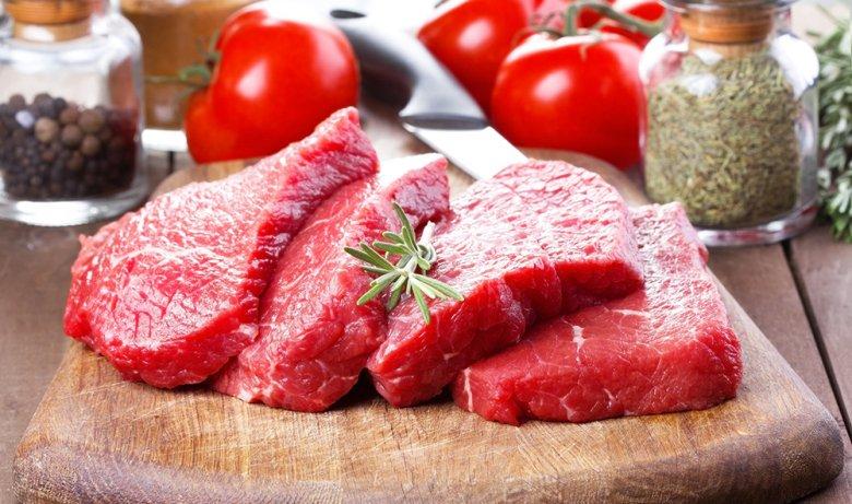 Fleisch im Dampfgarer